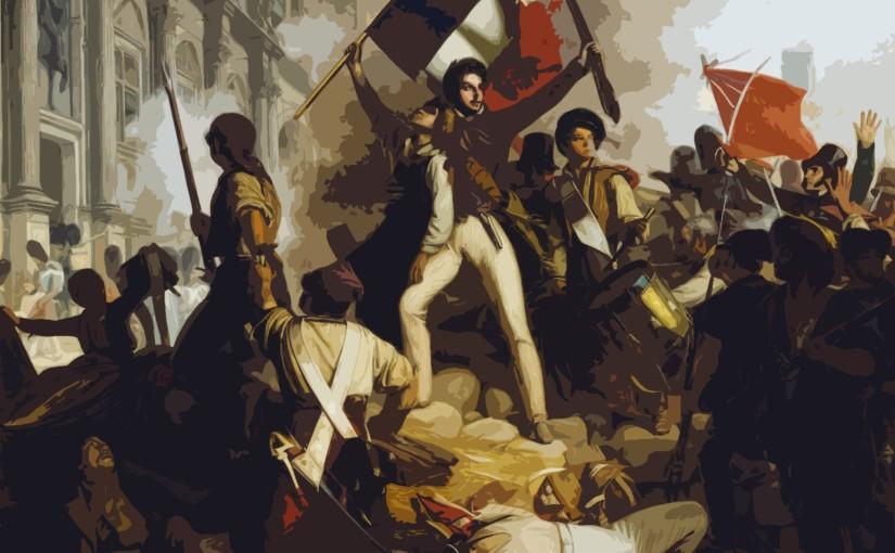 Juillet 1830, les TroisGlorieuses