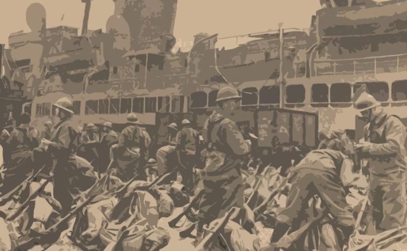 1940, la campagne deNorvège