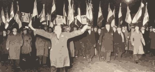 Manifestation à la Concorde, 6 février 1934