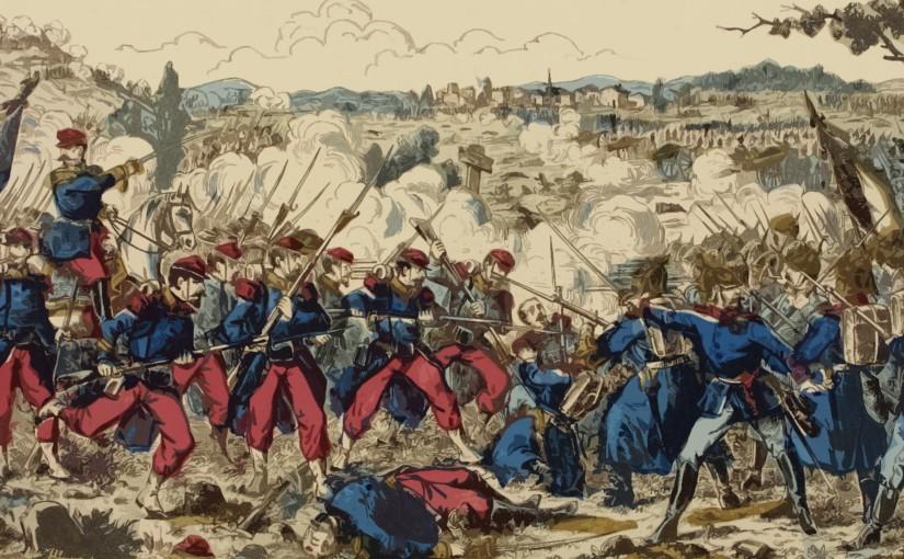 La guerre de1870-1871