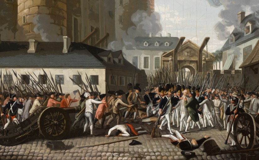 Les grandes dates de la Révolutionfrançaise