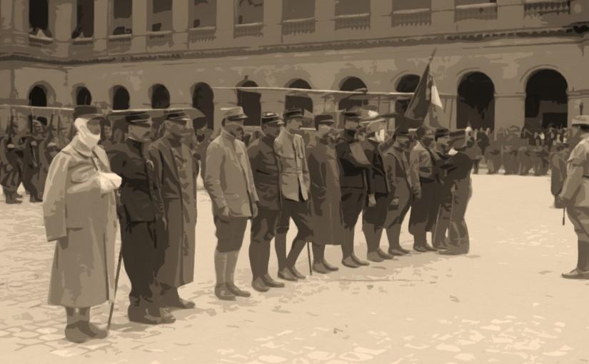 1914-1918, des médailles et descitations