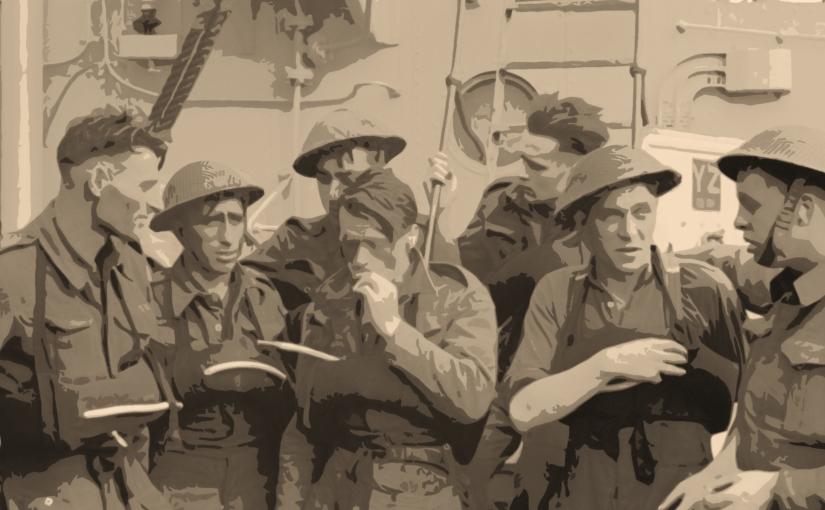 19 août 1942, le raid deDieppe