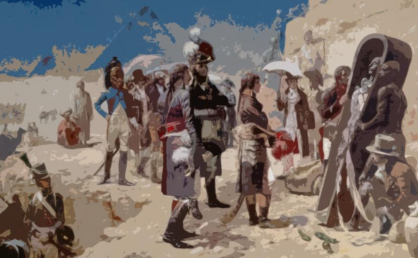 L'Expédition d'Égypte, 1798-1801