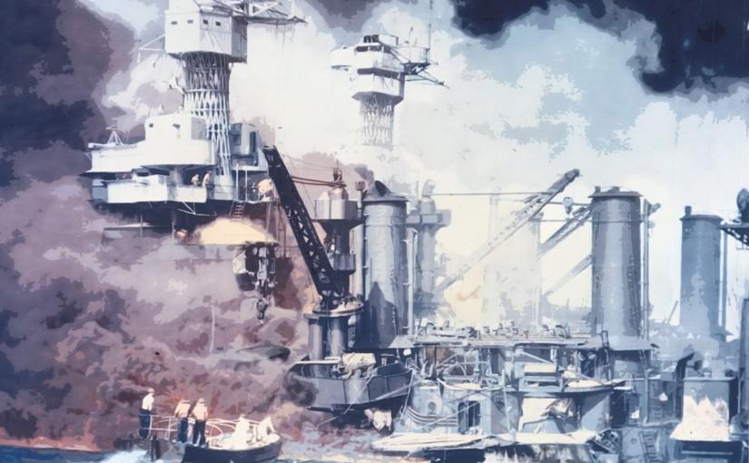 7 Décembre 1941, PearlHarbor