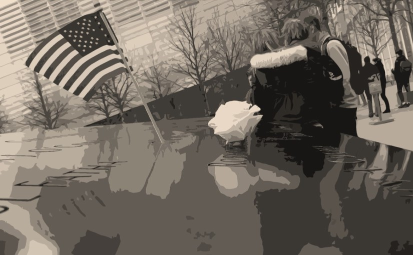Le 11 septembre 2001, les États-Unisébranlés